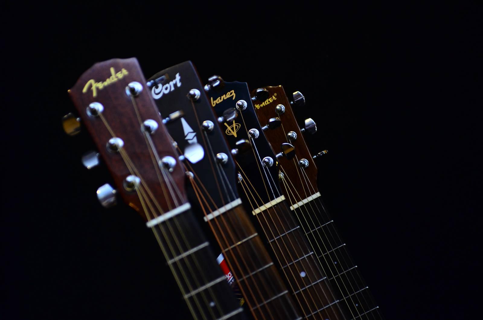 Акустик гитарууд
