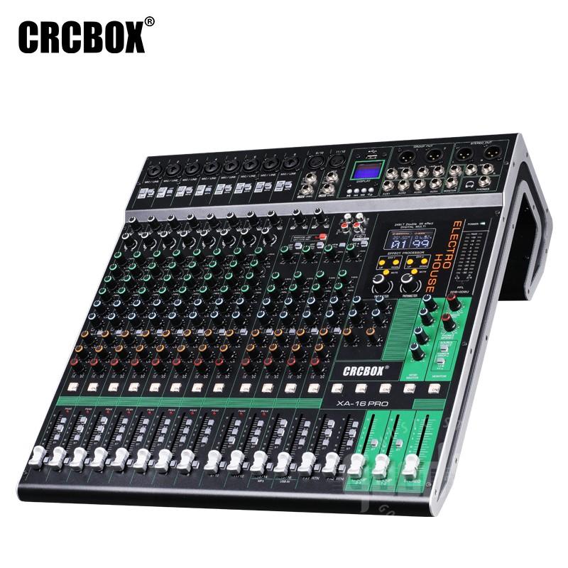 CRCBOX XA-16 PRO mixer