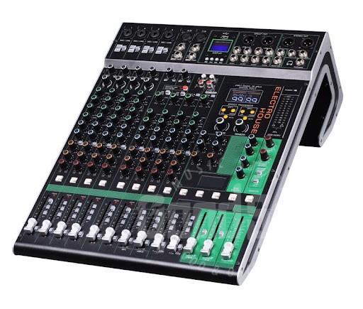 CRCBOX XA-12 PRO mixer